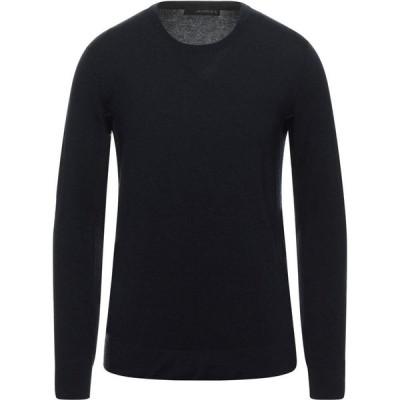 ジョルディーズ JEORDIE'S メンズ ニット・セーター トップス Sweater Dark blue