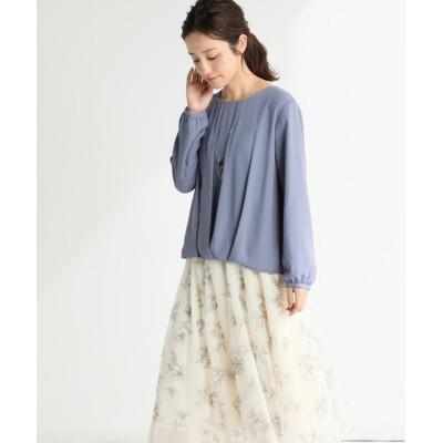 Honeys / 裾タックプルオーバー WOMEN トップス > Tシャツ/カットソー