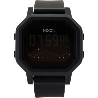 ニクソン Nixon レディース 腕時計 Siren All Black