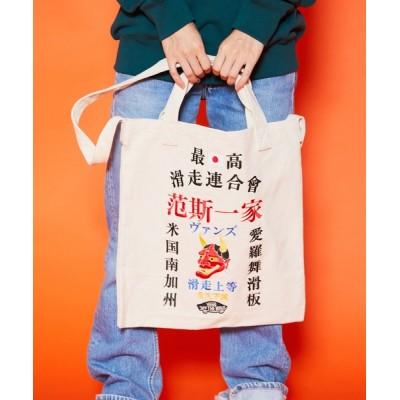 ROOP TOKYO / VANS/ヴァンズ SK8 Family Canvas Bag 2way キャンバスショルダーバッグ MEN バッグ > ショルダーバッグ