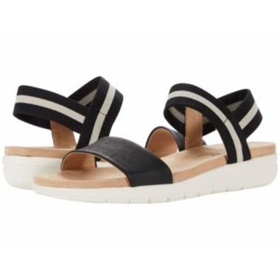 LifeStride ライフストライド レディース 女性用 シューズ 靴 サンダル Pure Black/Almond【送料無料】