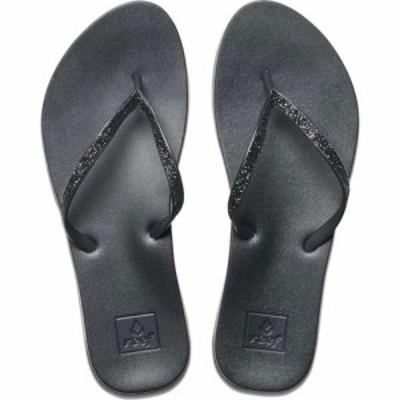 リーフ Reef レディース サンダル・ミュール シューズ・靴 Cushion Bounce Stargazer Sandals Black