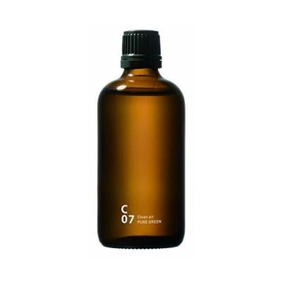 C07 ピュアグリーン ピエゾアロマオイル PURE GREEN piezo aroma oil 100ml