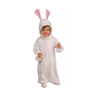 Forum Novelties Kids Fleece Bunny Rabbit Costume Toddler One Color by Forum