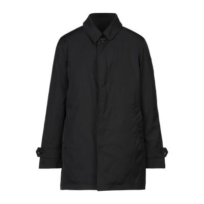 ZARINI コート ブラック 54 ポリエステル 100% コート