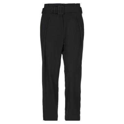 OTTOD'AME パンツ ブラック 48 ポリエステル 97% / ポリウレタン 3% パンツ