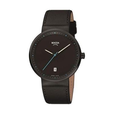 Boccia Men's Watch. 3615-04 並行輸入品