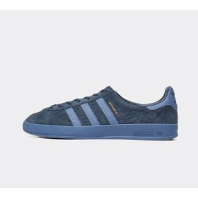アディダス adidas Originals メンズ スニーカー シューズ・靴 broomfield trainer Crew Navy/Crew Blue