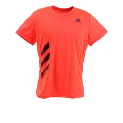 Tシャツ メンズ ラン イット 3ストライプス 半袖PB Tシャツ KCM93-FR8378 オンライン価格