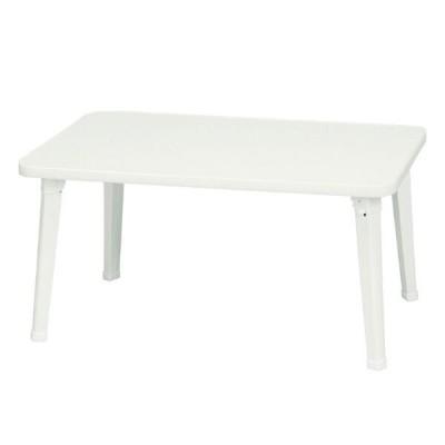 永井興産 ペイントテーブル WH(ホワイト)幅600×奥行400×高さ295mm NK-6040 1台(直送品)