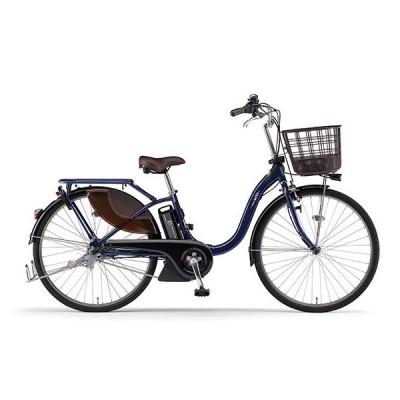 ヤマハ(YAMAHA) 電動アシスト自転車 PAS With PA26W ノーブルネイビー