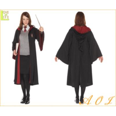 【レディ】【Harry Potter】グリフィンドールローブ【ハリーポッター】【衣装】【コスプレ】【コスチューム】【パーティ】【仮装】【ハロ
