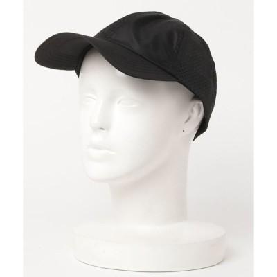 帽子 キャップ 【JABURO】軽量ポリ素材無地ベースボールキャップ