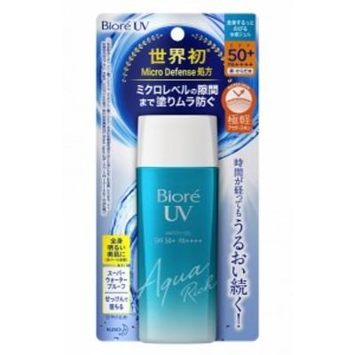 ビオレ UV アクアリッチ ウォータリージェル SPF50+