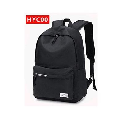リュック リュックサック ビジネスリュック バックパック 大容量 通学 メンズ レディース 防水バッグ 15.6インチ (black)
