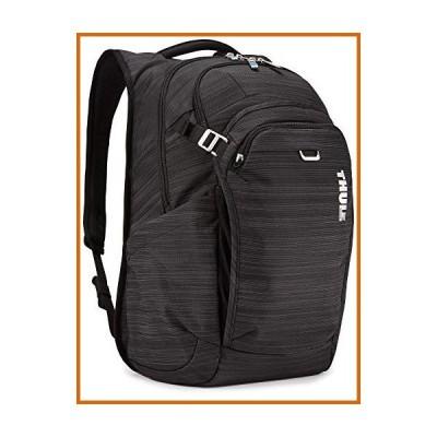 送料無料 [スーリー] リュック Thule Construct Backpack 容量:24L ノートパソコン収納可能 CONBP116 Black