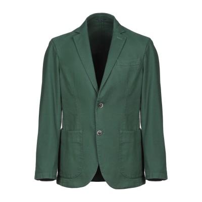 アティピコ AT.P.CO テーラードジャケット グリーン 50 コットン 100% テーラードジャケット