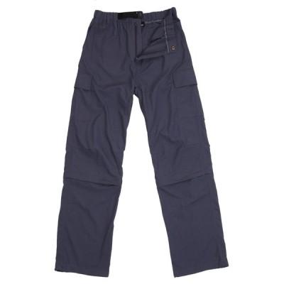 ウミネコ(Umineko) 2WAY ドライパンツ XLサイズ ダークグレー 7分丈10分丈 速乾 軽量透湿 清涼 UVカット メンズ アウトドア フィッシング 川 釣り ウェア ウミネ