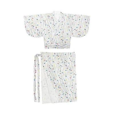 [キョウエツ] 着物 洗える 二部式着物 袷 小紋 280 レディース M (25Ab M)