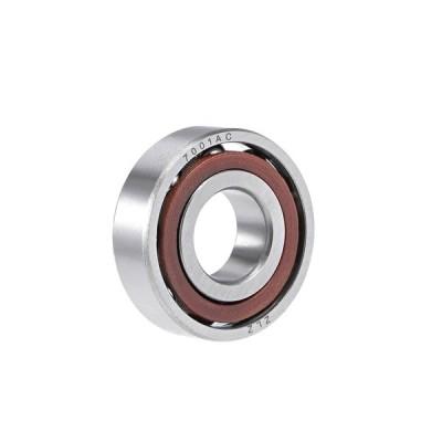 uxcell アンギュラ玉軸受 7001AC 12x28x8mm 単列 オープンタイプ クロム鋼 Z1ノイズレベル 1個入り
