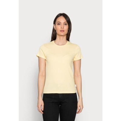 マルコポーロ レディース ファッション Basic T-shirt - sunlight