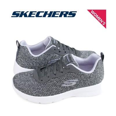 (SKECHERS/スケッチャーズ)スケッチャーズ SKECHERS ダイナマイト スニーカー レディース DYNAMIGHT 2.0 QUICK CONCEPT グレー 12966/レディース その他