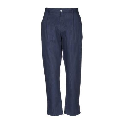 CORELATE パンツ ダークブルー 48 コットン 97% / ポリウレタン 3% パンツ