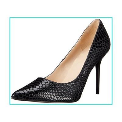 Pleaser CLAS20SP/BLE Women's Dress Pump, Black Snake Print Leather, 16 M US【並行輸入品】