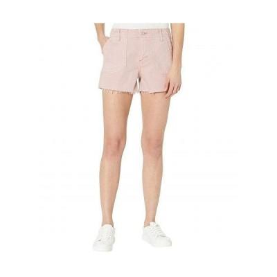 Paige ペイジ レディース 女性用 ファッション ショートパンツ 短パン Mayslie Utility Shorts in Vintage Pink Blush - Vintage Pink Blush