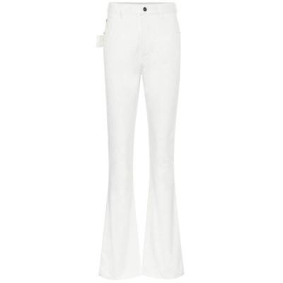 ボッテガ ヴェネタ Bottega Veneta レディース ジーンズ・デニム ボトムス・パンツ High-rise flared jeans Bianco