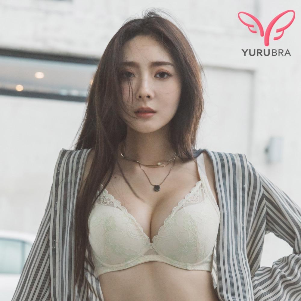 玉如內衣  輕甜裸紗內衣 集中 機能 副乳 托高 BC罩 台灣製  0306膚