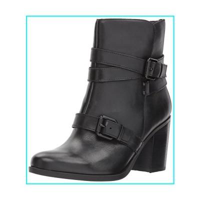 Naturalizer Women's Karlie Harness Boot, Black, 6 M US