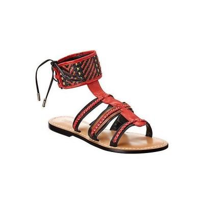 レディース シューズ  Schutz Dudinik Leather Sandal