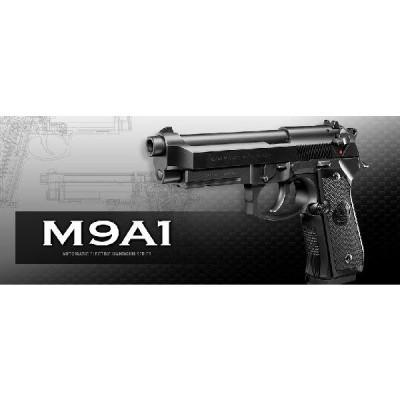 東京マルイ 電動ハンドガン M9A1 バッテリー・充電器別売り