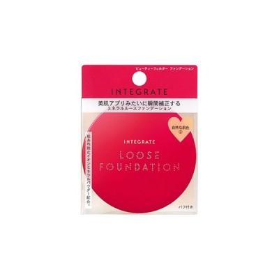 資生堂 インテグレート ビューティーフィルター ファンデーション 2 自然な肌色 (9g)
