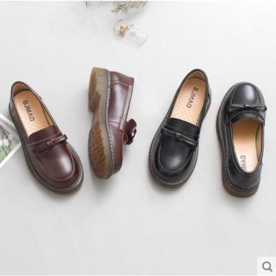 ローファー レディース 学生 女子 フォーマル 黒 大きいサイズ 卒業式 入学式 入園式 フラットシューズ パンプス ローヒール 靴