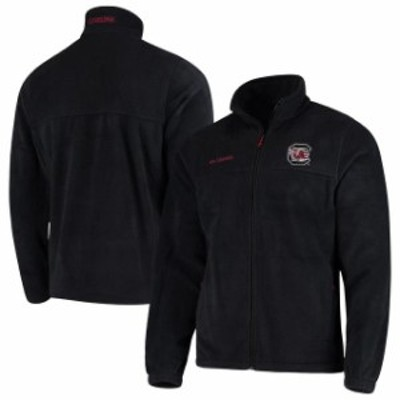 Columbia コロンビア スポーツ用品  Columbia South Carolina Gamecocks Black Flanker II Full-Zip Fleece Jacket