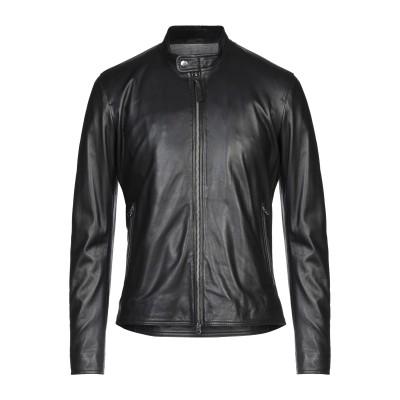 PROLEATHER ブルゾン ブラック XL 羊革(ラムスキン) 100% ブルゾン