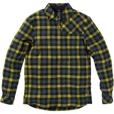 クラブライド メンズ Tシャツ トップス Shaka Flannel Shirt