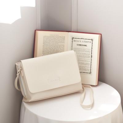 【多収納】5色展開♪柔らかマシュマロお財布ショルダー(レガート ラルゴ/Legato Largo)