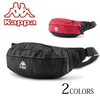 Kappa カッパ ロゴショルダーバッグ バッグ 鞄 BAG かばん ウエスト ポーチ 肩掛け 斜め掛け バッグ カジュアル ストリート スポーツ