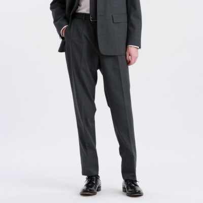 ECO 2WAYストレッチサージ extrasolid TROUSERS