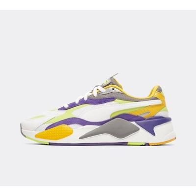 プーマ Puma メンズ スニーカー シューズ・靴 rs-x3 luxe trainer White/Green/Yellow