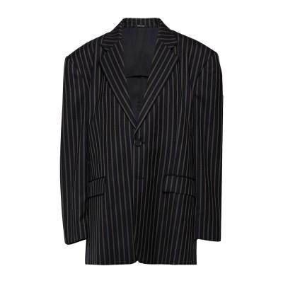 メゾン マルジェラ MAISON MARGIELA テーラードジャケット ブラック 38 バージンウール 100% テーラードジャケット