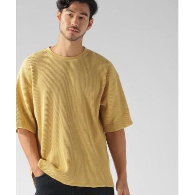 BAYFLOW / WEB限定 ワッフルBIG Tシャツ MEN トップス > Tシャツ/カットソー