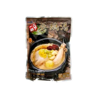 『天下一品』参鶏湯 | サムゲタン(1kg)  レトルト お粥 韓国料理 韓国食材 韓国食品