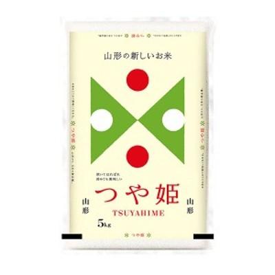 【送料無料】山形県産 つや姫 5kg【直送品・代引不可】NF