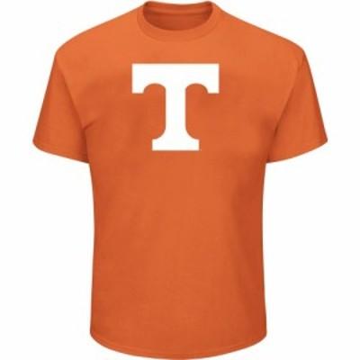 マジェスティック Majestic メンズ Tシャツ 大きいサイズ トップス Big and Tall Tennessee Volunteers Tenneessee Orange Short Sleeve