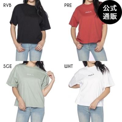 SALE 2020 RVCA ルーカ レディース NO REGARD RVCA SS Tシャツ 全4色 XS/S rvca