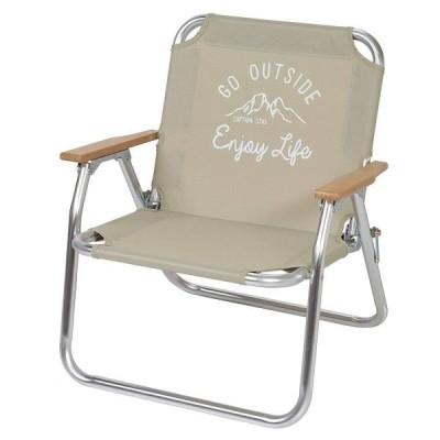 UC-1678 モンテ ロースタイル ソロベンチ(カーキ) キャプテンスタッグ 椅子 チェア (CAG)(QCB02)